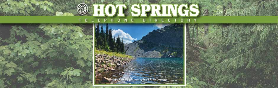 Hotsprings 411